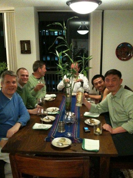 St Patrick Dinner